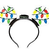 Mickey Mouse Holiday Light-Up Ears Headband
