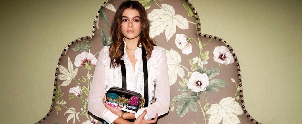 Kaia Gerber Designed an Adorable Marc Jacobs Bag That's Going Right on Your Wish List