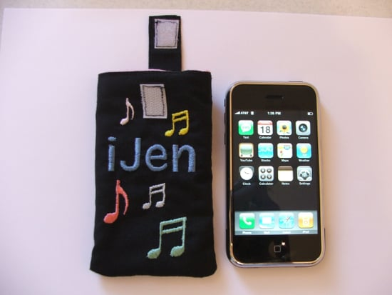 """Personalized """"i"""" Gadget Covers: Geeky or Geek Chic?"""