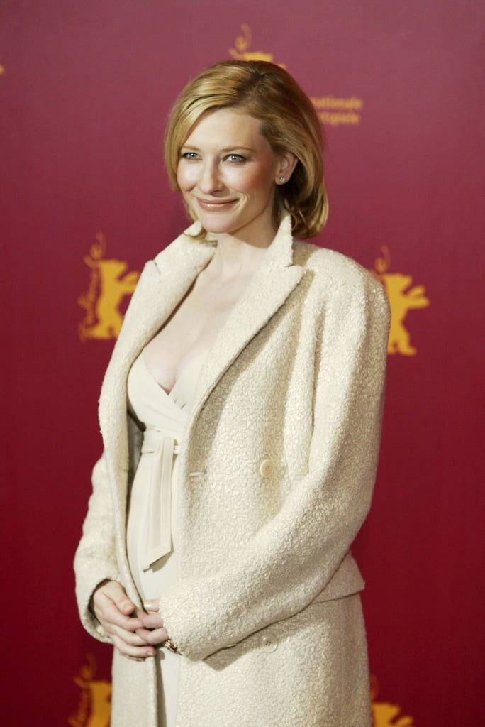 Cate Blanchett: Berlin International Film Festival 2004