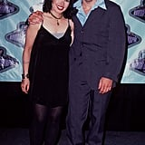 Janeane Garofalo and Ben Stiller, 1996