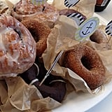 Is there a better treat than midday donuts?