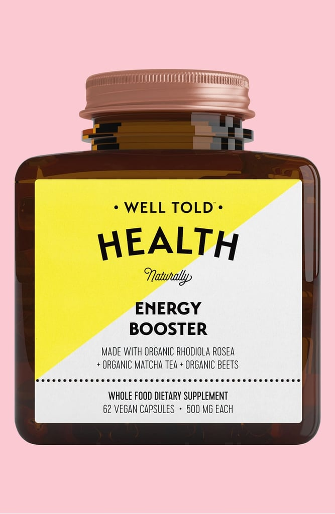 Well Told Health Energy Booster Dietary Supplement