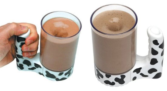 Product of the Day: Moo Mixer Chocolate Milk Mixer