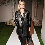 Kate Moss Throws Herself Into LFW, With Parties, Celeb Pals & Mulberry