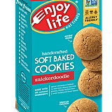 Enjoy Life Soft Baked Snickerdoodle Cookies