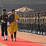 Bhutan: King Jigme Khesar Namgyel Wangchuck