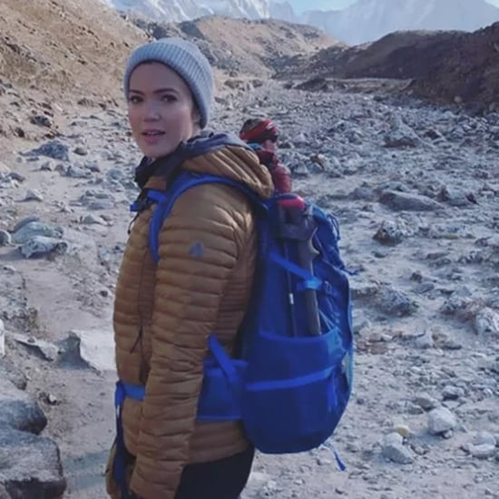 Mandy Moore's Everest Base Camp Hike