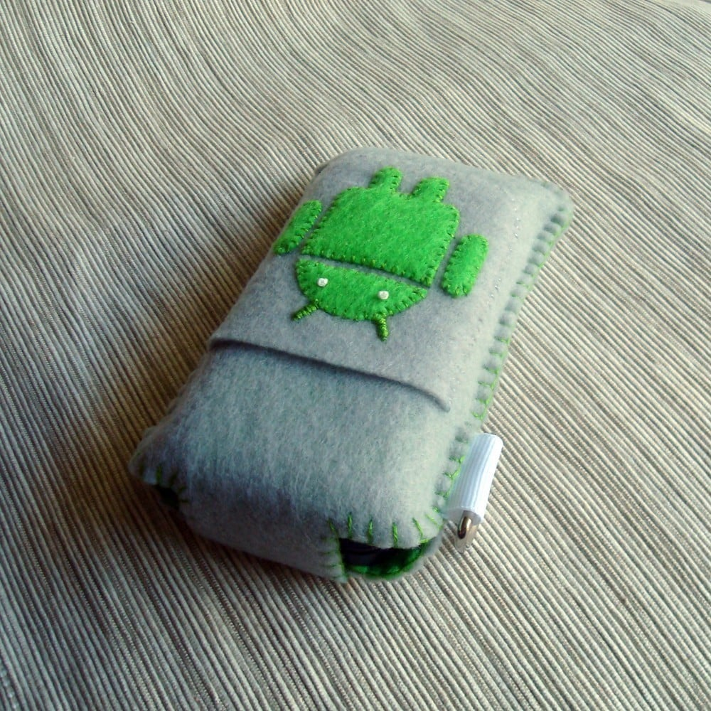 Photos of the Google Android Phone Case