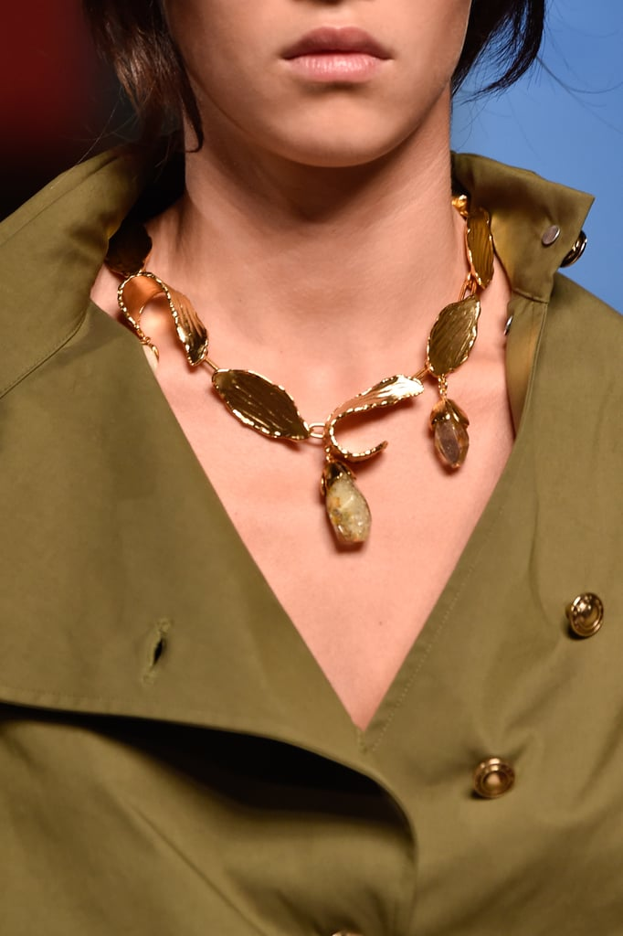 Necklace Trends 2020.Jewelry Trends Spring 2020 Popsugar Fashion