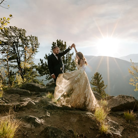 Intimate Forest Elopement Ideas