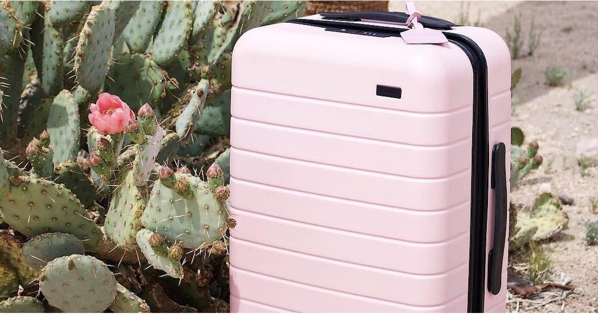Away Pink Suitcase | POPSUGAR Smart Living