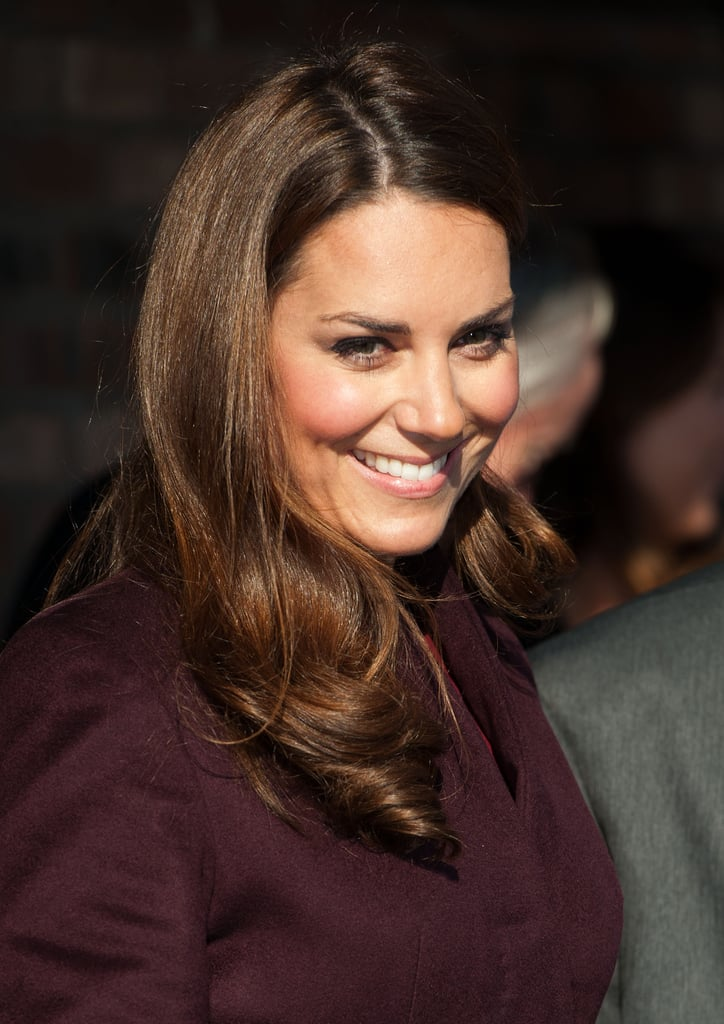 Kate Middleton visited the Newcastle Civic Centre.