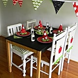 Back-to-School Party Table