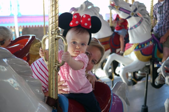 Taking an Infant to Disney