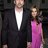 Nicolas Cage and Lisa Marie Presley — 3 Months