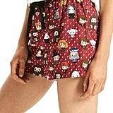 Character Shorts ($40)