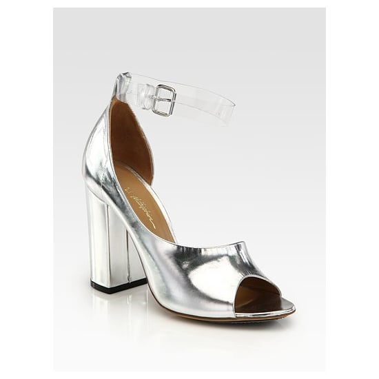 Heels, approx $585, 3.1 Phillip Lim at Saks Fifth Avenue