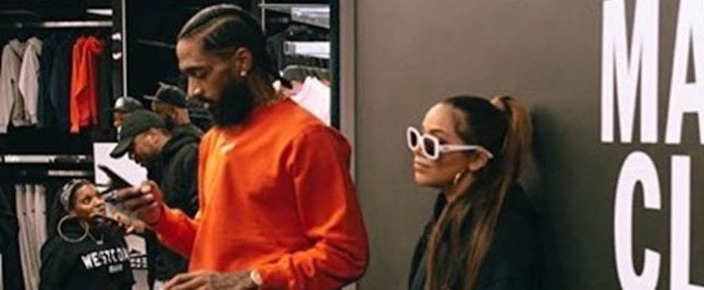 Lauren London Tribute to Nipsey Hussle on Death Anniversary