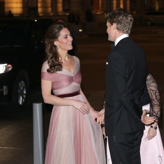 Kate Middleton 100 Women in Finance Gala Dinner Feb. 2019