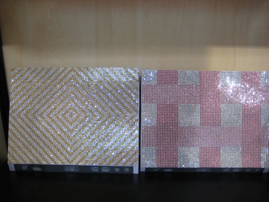Crystal-Studded Laptop Covers: Totally Geeky or Geek Chic?