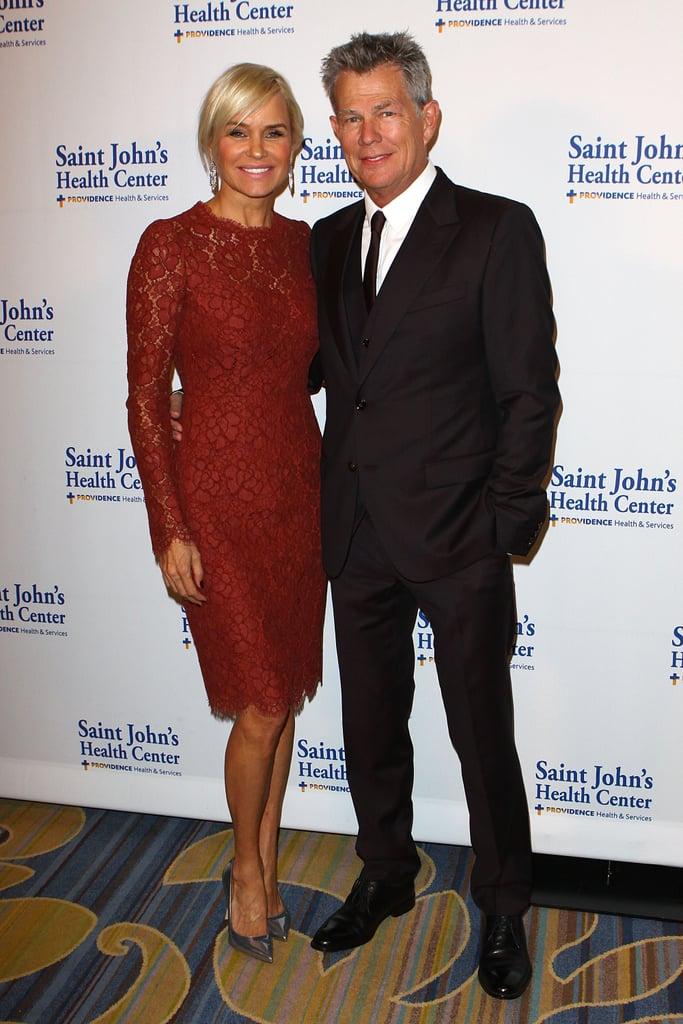 Gigi's Mom, Yolanda, Was Married to David Foster