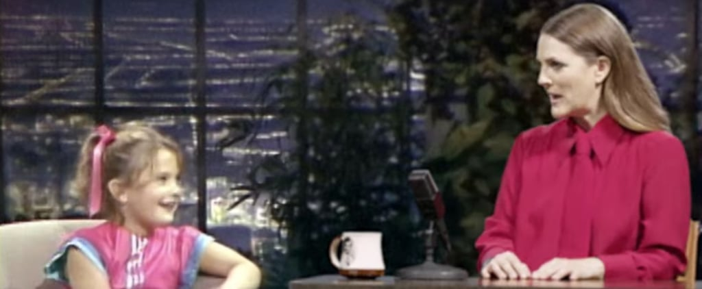 Drew Barrymore Interviews Her 7-Year-Old Self | Video