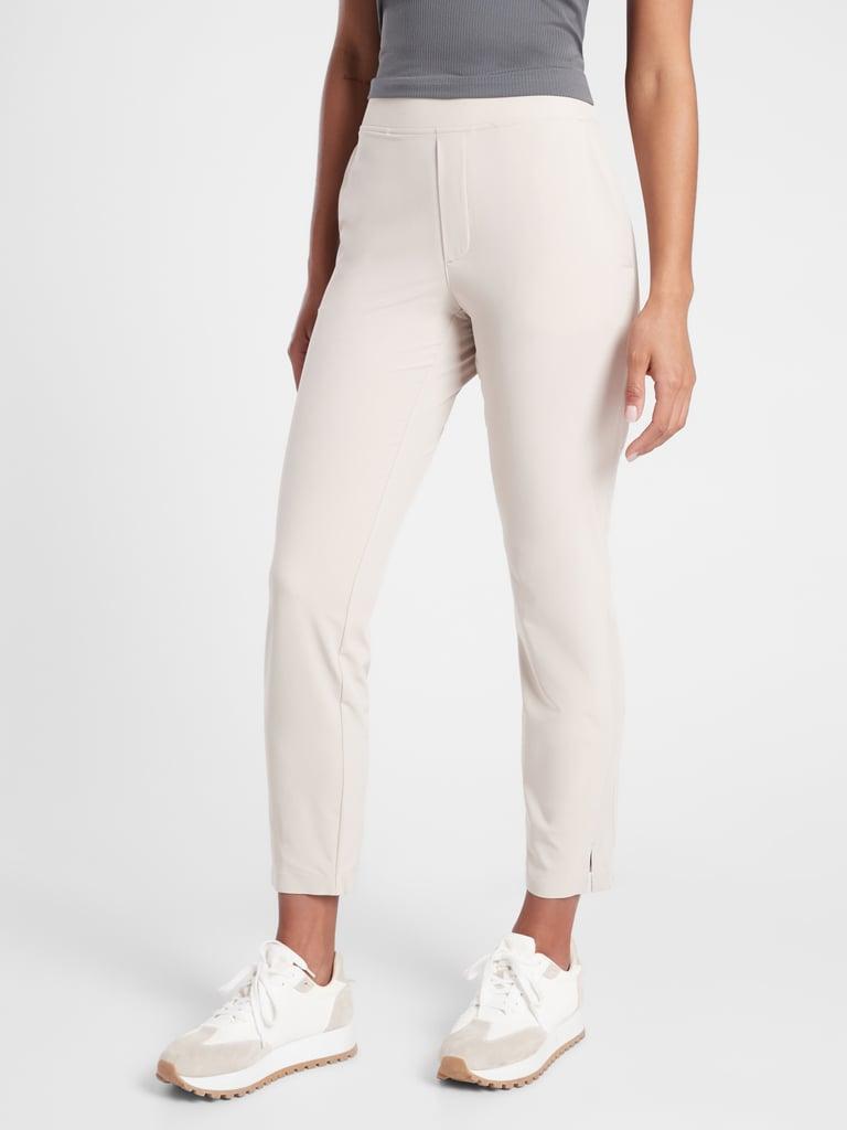 For Weekend: Brooklyn Ankle Pant + Sweatshirt + Crop Top