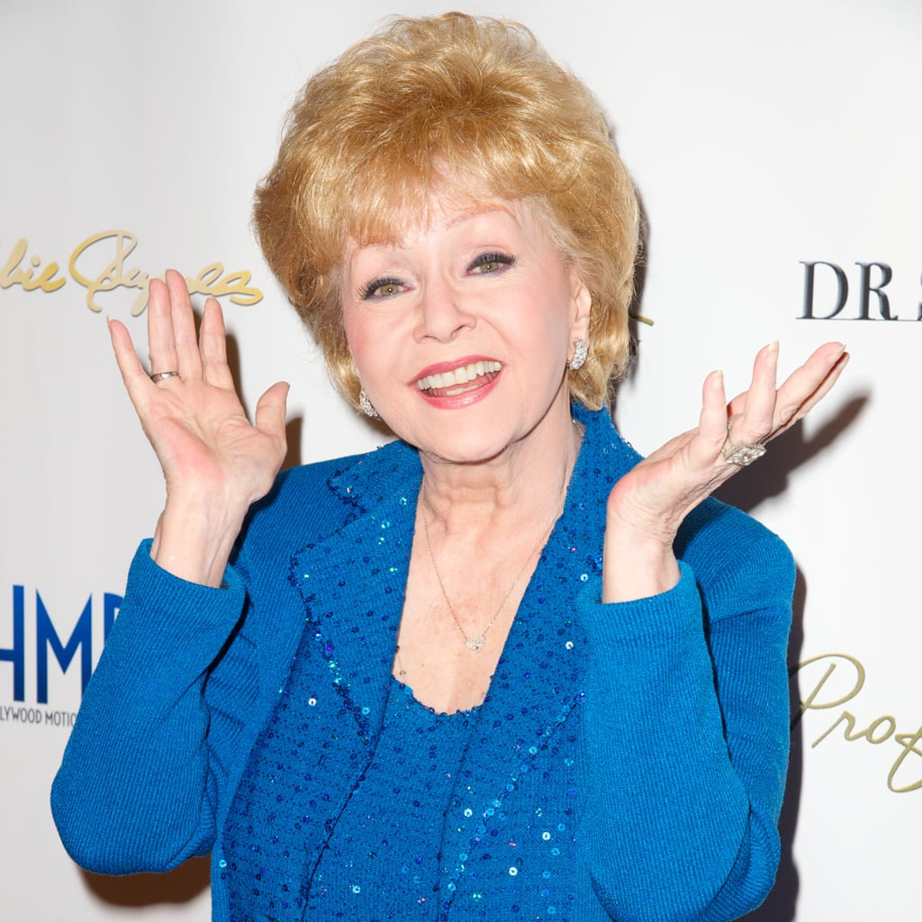 Celebrity Reactions to Debbie Reynolds's Death 2016