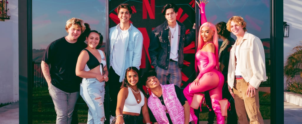 Meet the Cast of Netflix's Hype House Reality Show