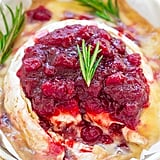 Cranberry Baked Brie