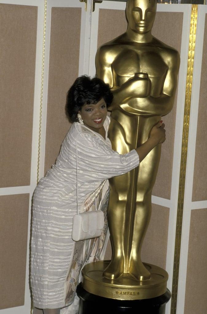 Oprah Winfrey, 1986