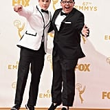 Nolan Gould and Rico Rodriguez