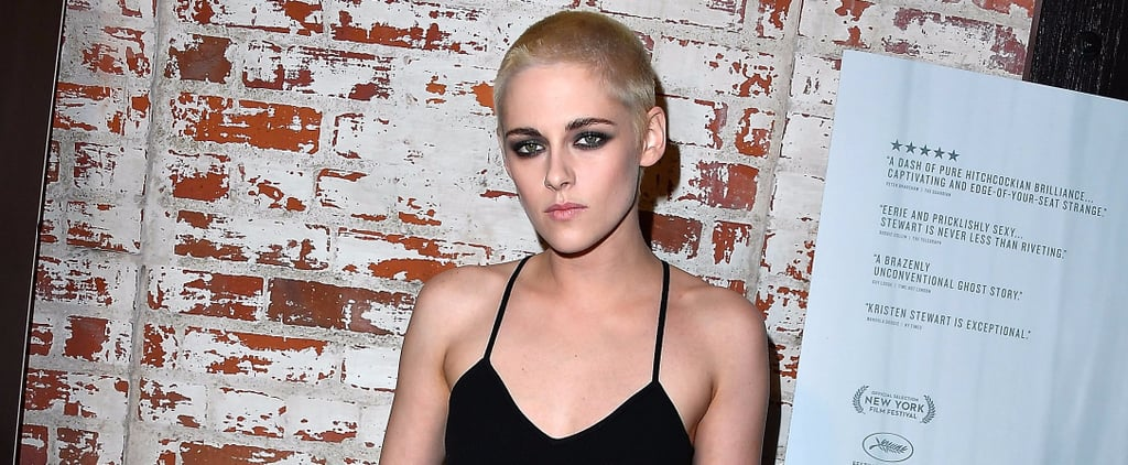 Kristen Stewart Has Chopped Off All of Her Hair