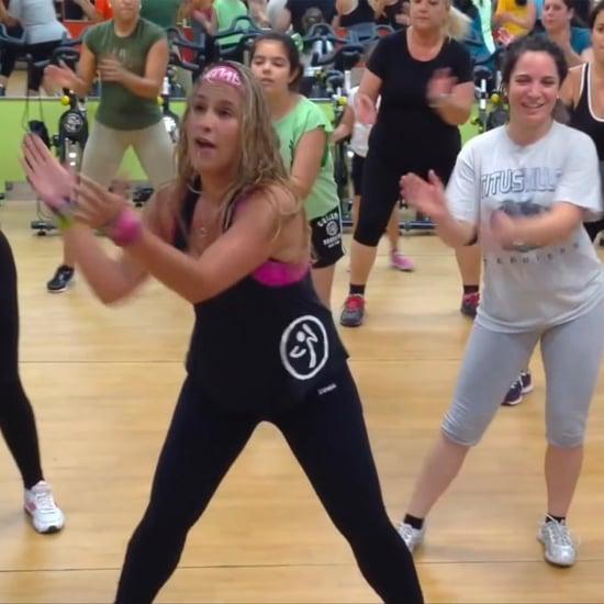 Salsa Zumba YouTube Workout Videos