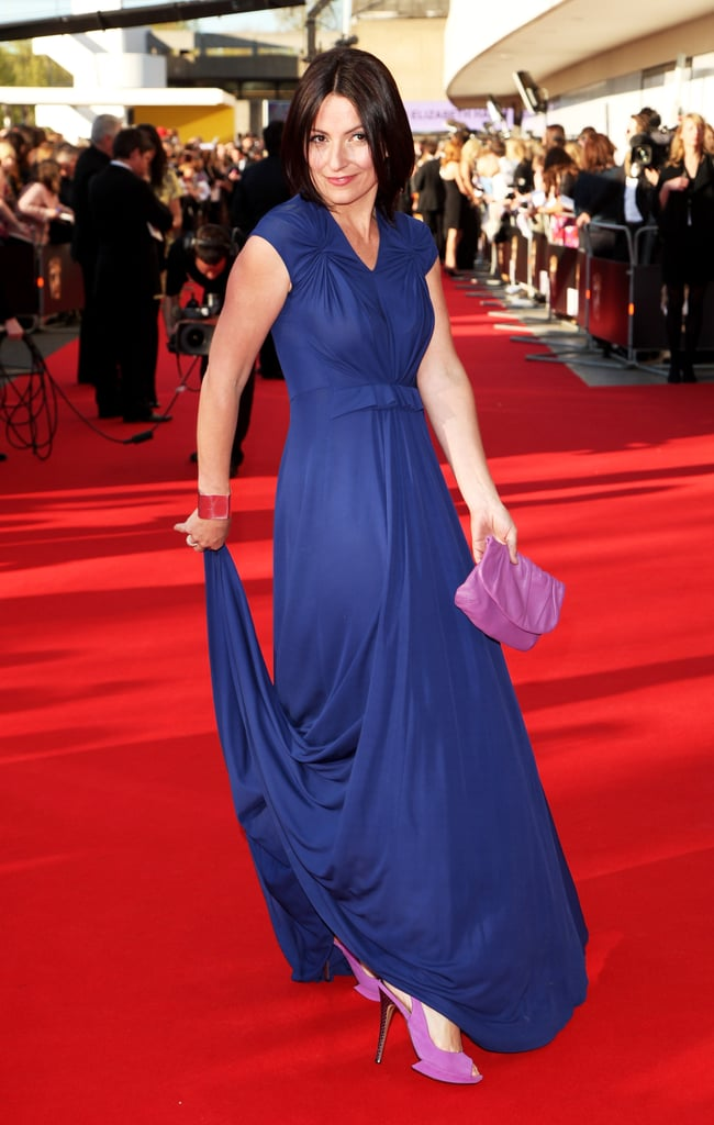 2009 TV BAFTA Awards Women Red Carpet