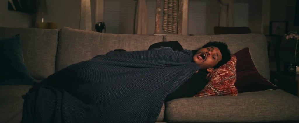 "SNL's ""On the Couch"" Skit With The Weeknd 