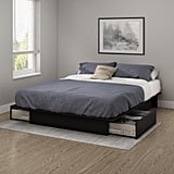 South Shore SoHo Storage Platform Bed