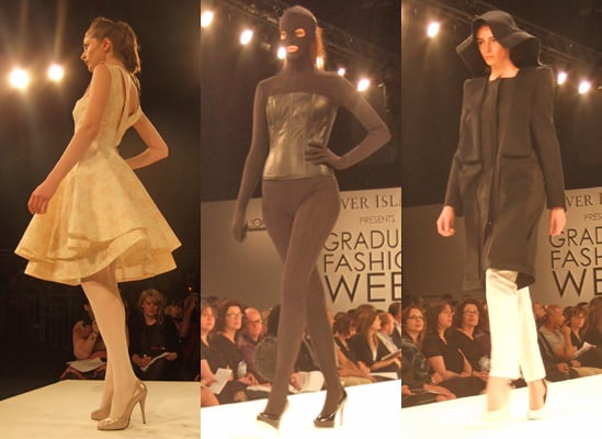 Nottingham Trent University at Graduate Fashion Week 2009-06-08 04:57:01