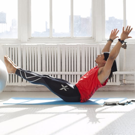 No-Equipment Full-Body Workout