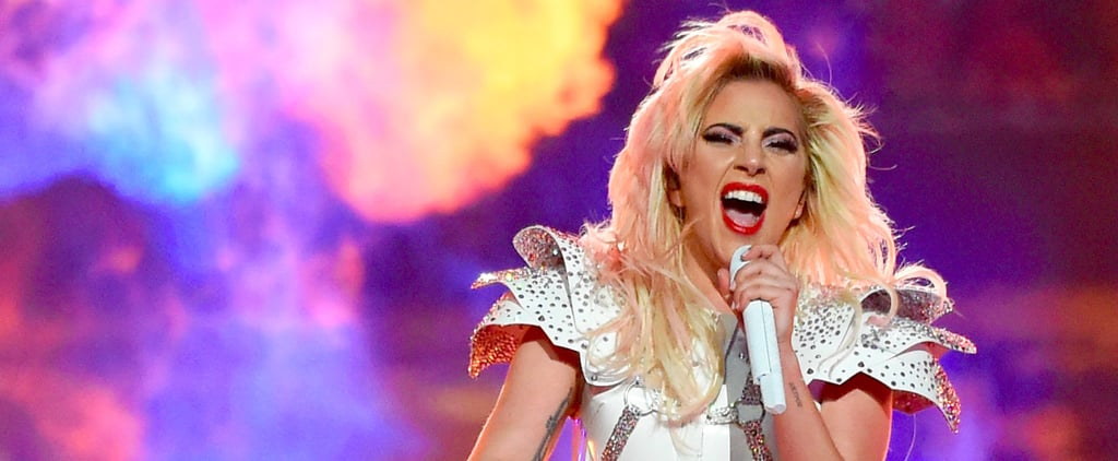 Watch Lady Gaga's Epic, Sweeping Halftime Show Performance All Over Again