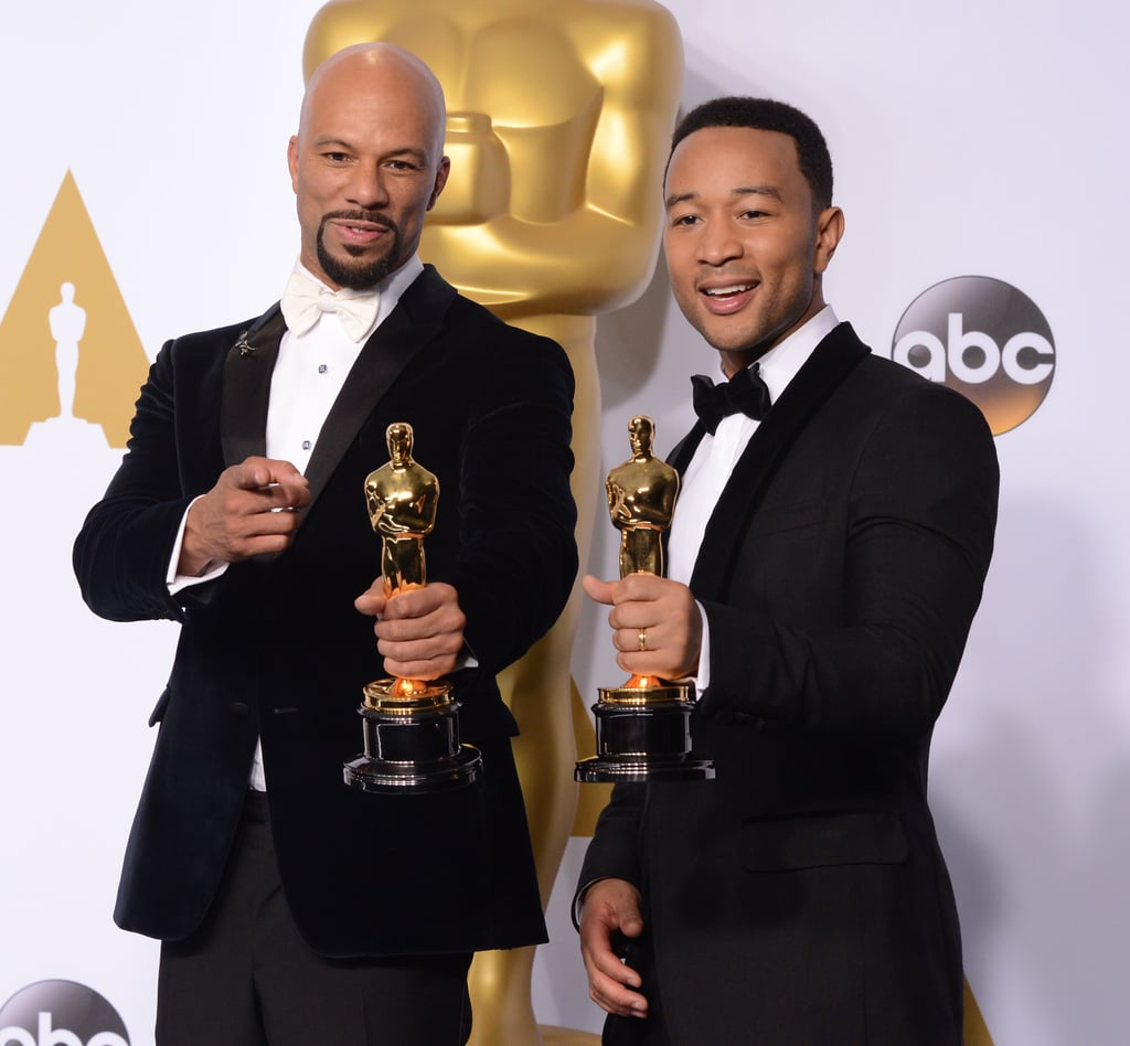 Common and John Legend, 2015