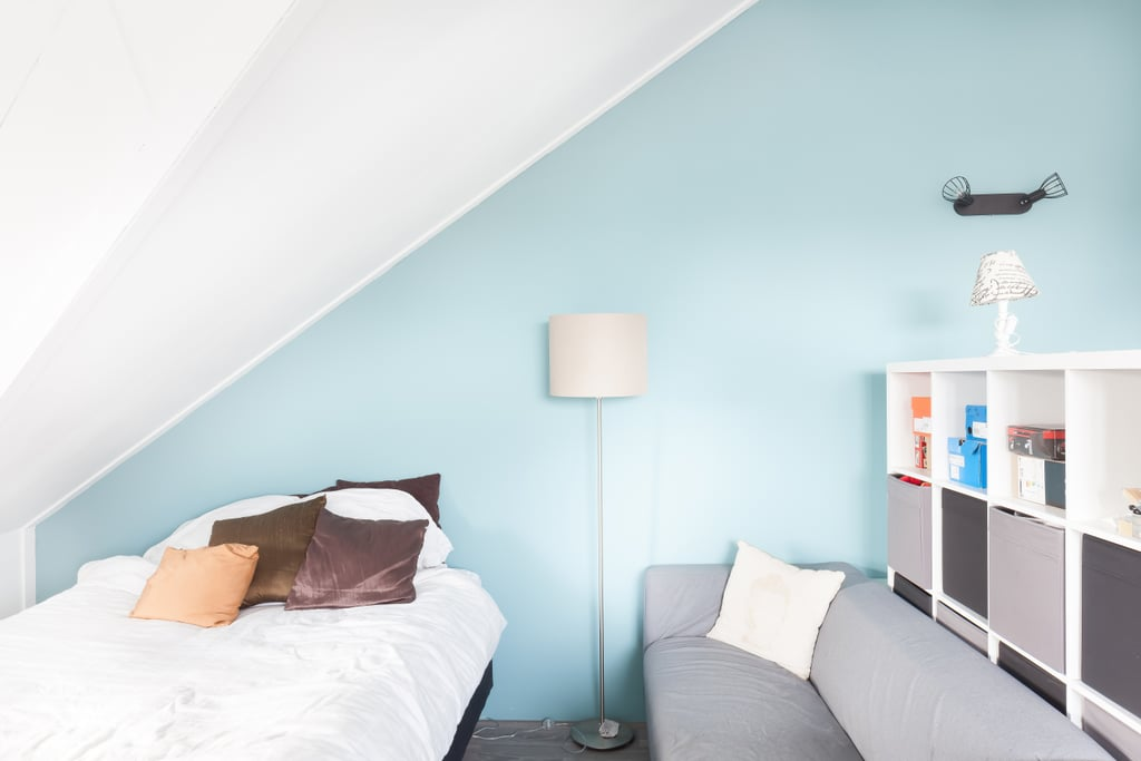 5. Fashion a Beautiful Bedroom in Your Attic