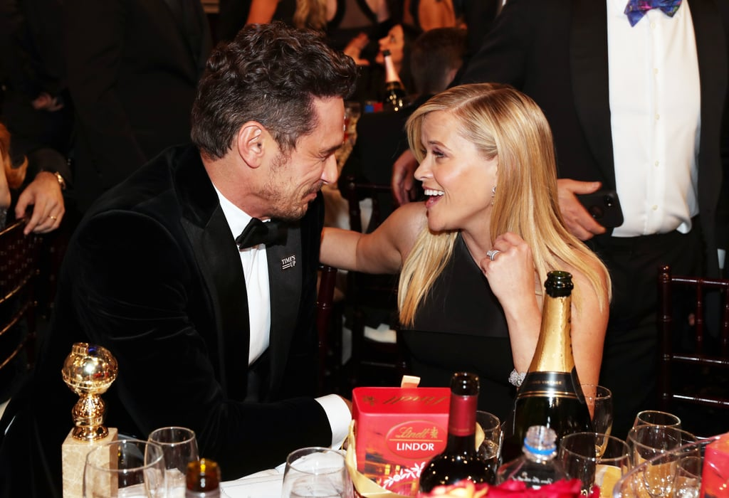 Pictured: James Franco and Reese Witherspoon
