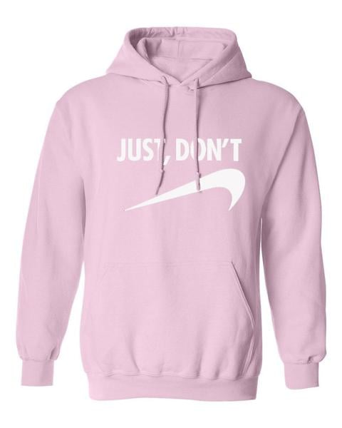 Manhattan Knights Just Don't Pullover Hoodie