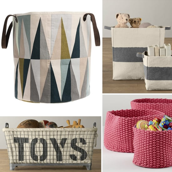 Stylish Storage Bins For Toys