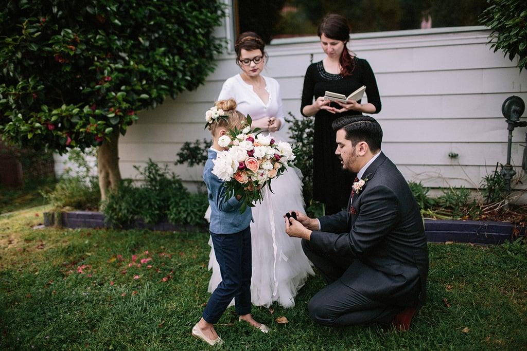 Wedding Ring Bearer 12 Elegant