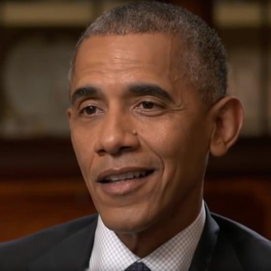 President Obama Talking to Himself on Fallon