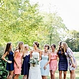Photo by Kristyn Hogan via Style Me Pretty