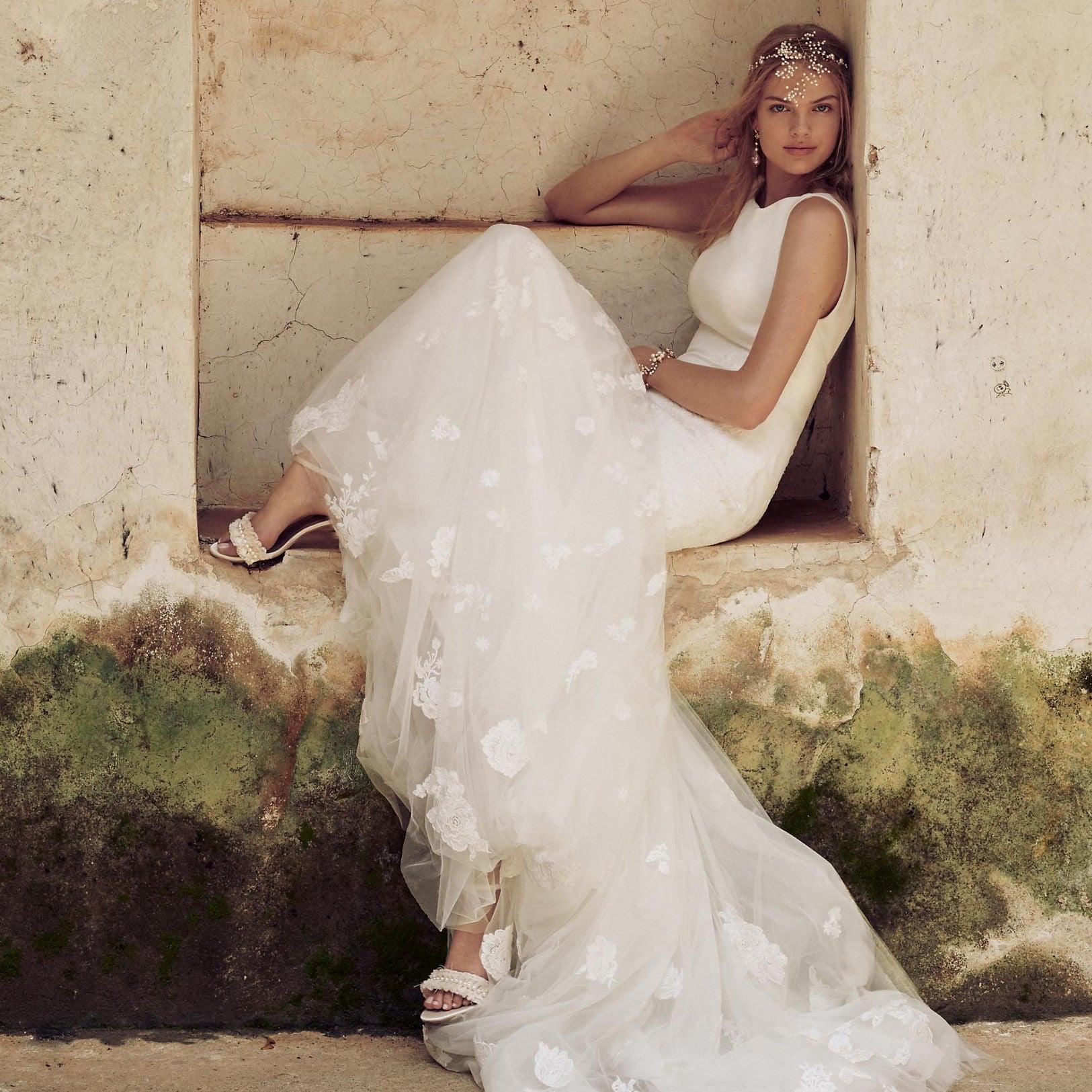Best Bhldn Wedding Dresses Popsugar Fashion
